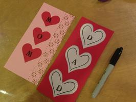 Valentine Workshop for Artists 9 to 12, Saturday, February...