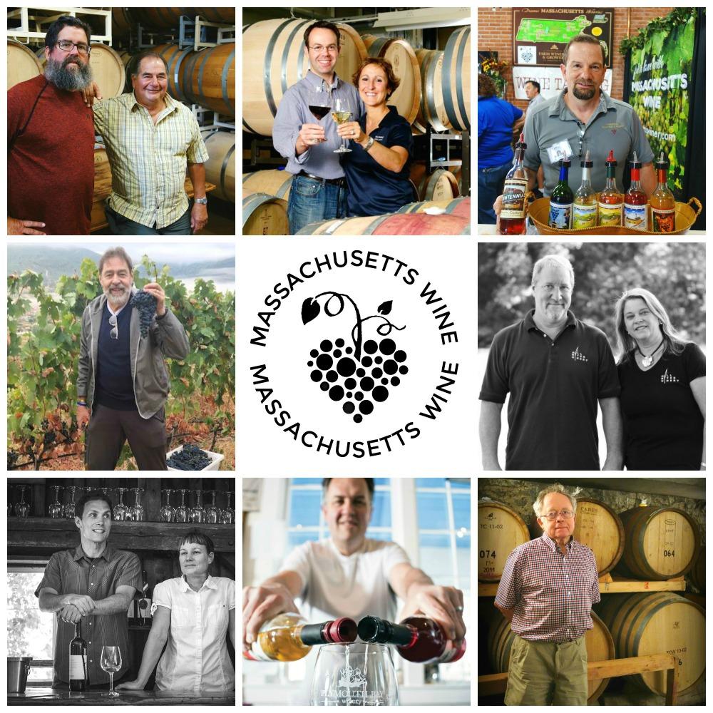 Massachusetts winemakers