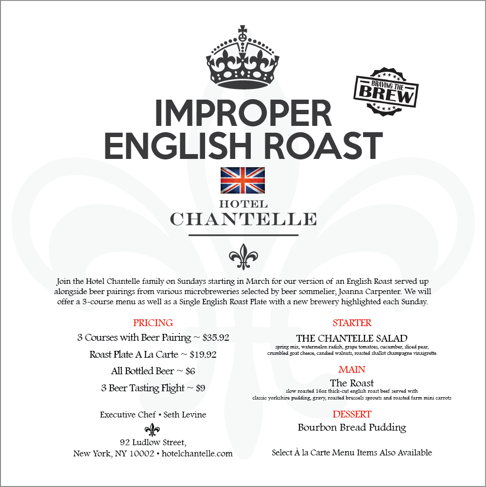 English Roast