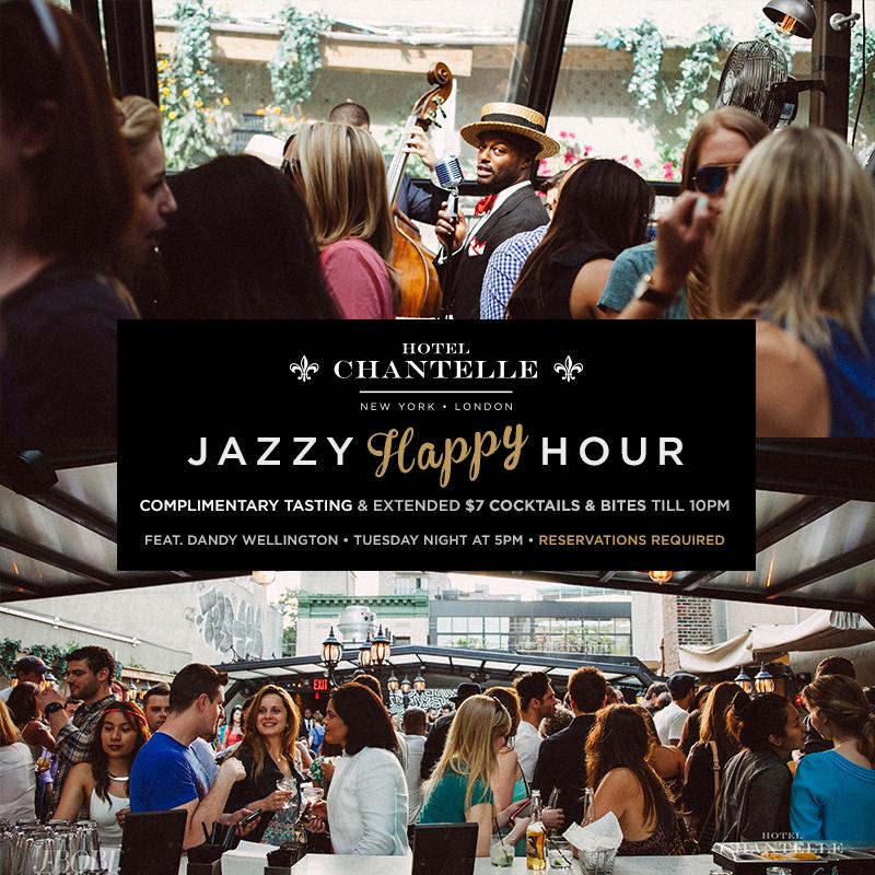 Jazzy Happy Hour