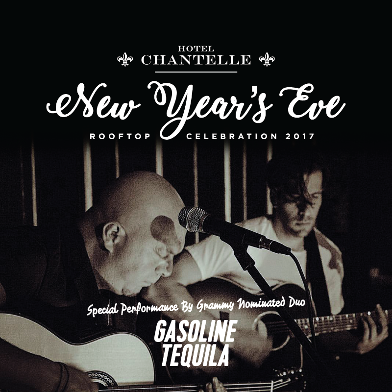 New Years Eve Gasoline Tequila