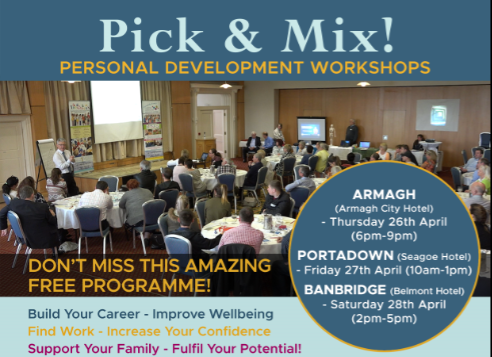 Pick and Mix - personal development workshops