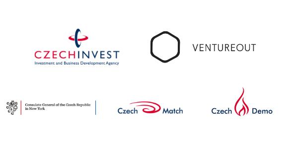 CzechInvest, the General Consulate of the Czech Republic, VentureOut, Czech Match & Czech Demo