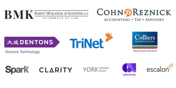 VentureOut sponsors logos