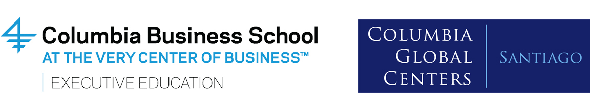 Columbia Business School and Columbia Global Centers Logos