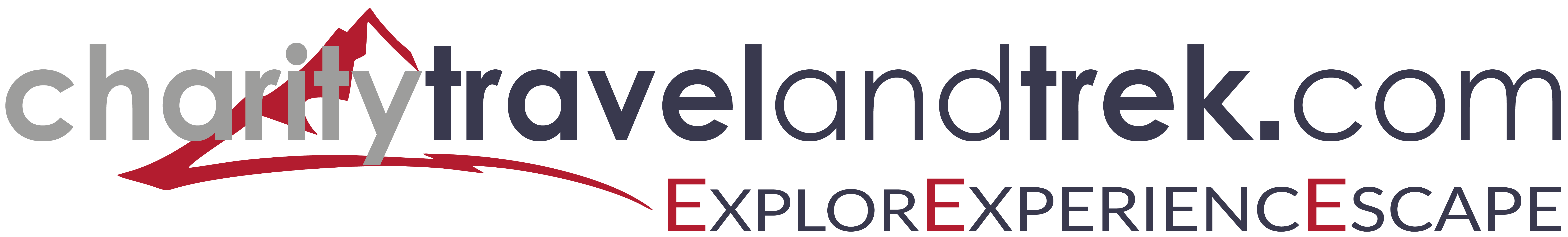 Charity Travel and Trek logo