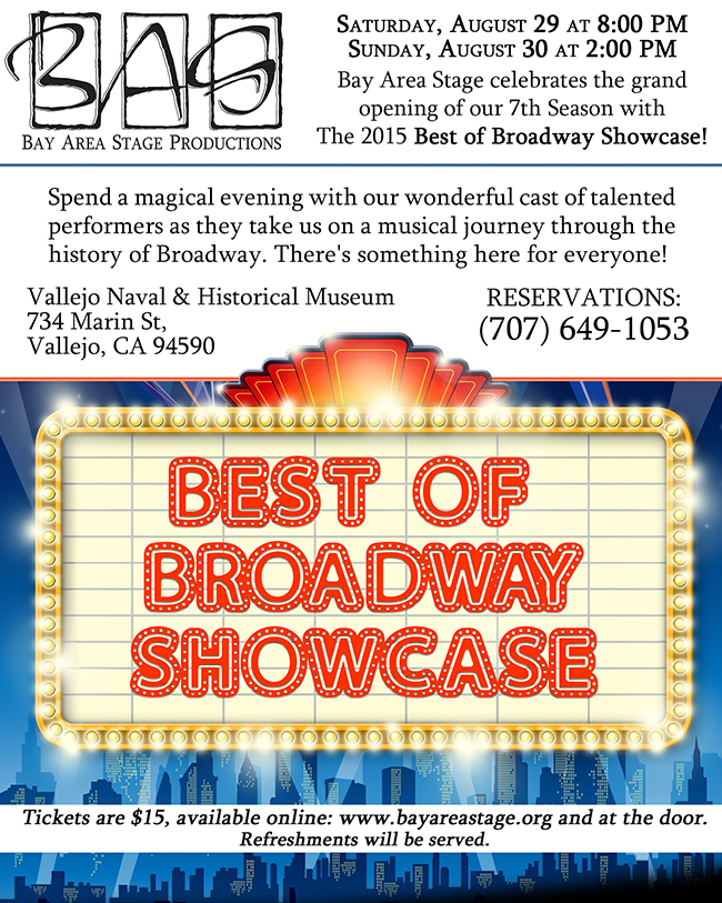 Broadway Showcase!