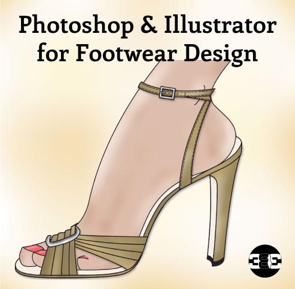 383 Design Studio footwear class flyer