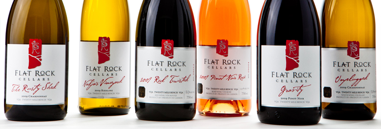 Flat Rock Cellar Wines