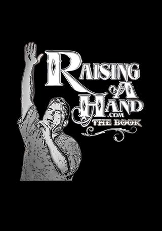 Raising a hand sponsor