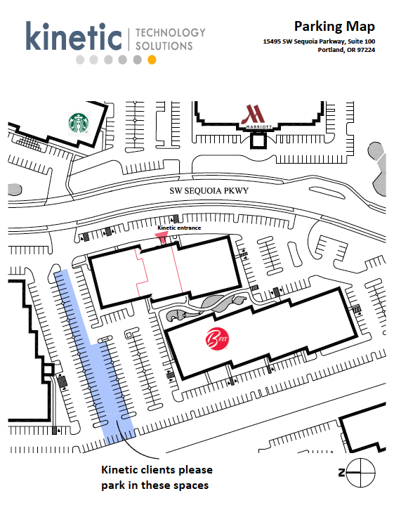parking map
