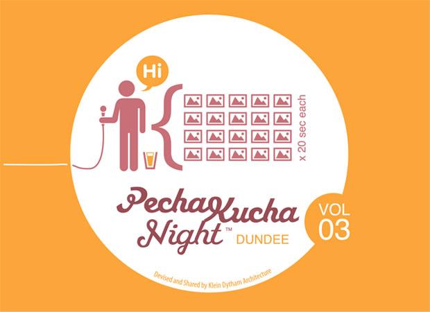Pecha Kucha Night Dundee Volume 3