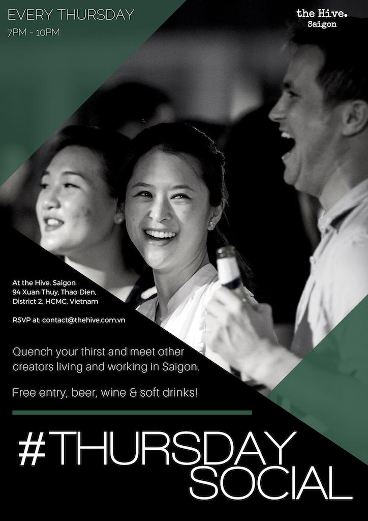 Thursday Social Saigon