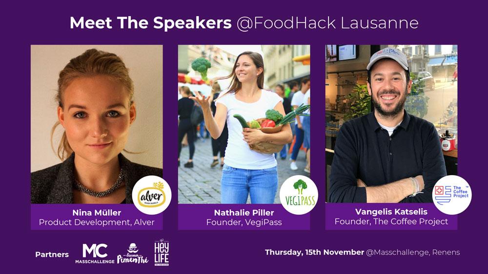 FoodHack Lausanne