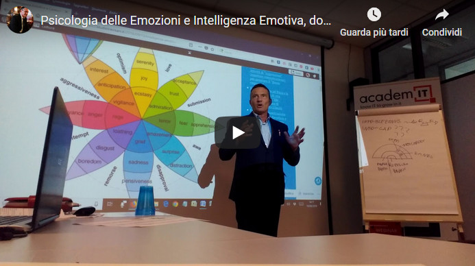 Master in Coaching Intelligenza Emotiva