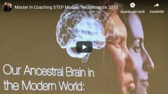 Master in Coaching Modulo Neuroscienze