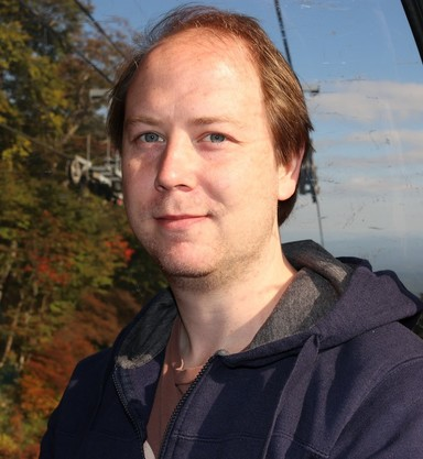 Panelist - Warrick Roseboom