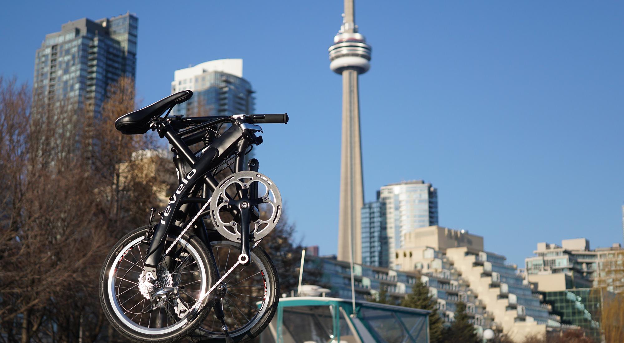 Toronto innovation - Revelo bikes