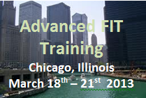Advanced FIT Training - March 2013