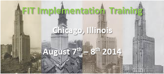FIT Implementation Training 2014