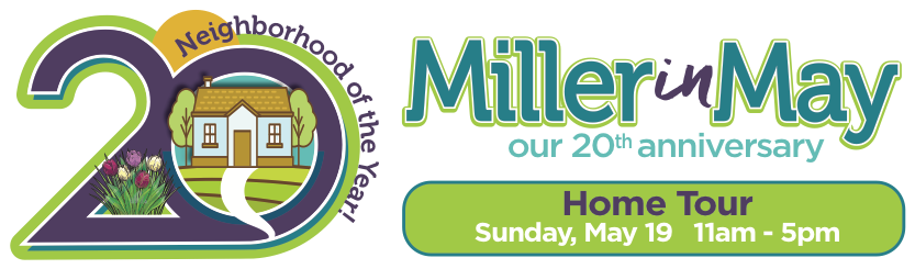 Miller in May Home Tour Logo