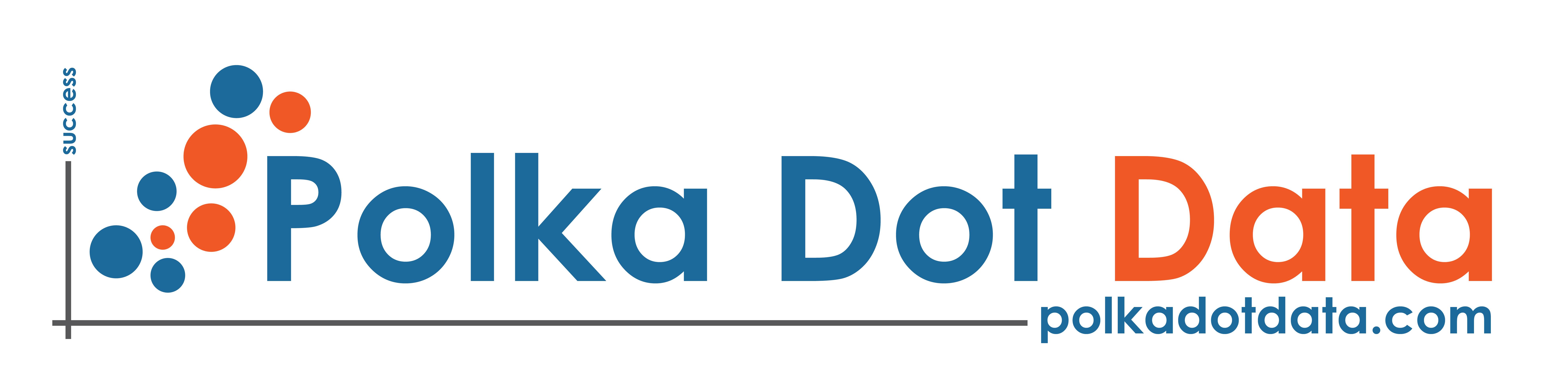 Polka Dot Data Logo