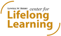 Lowell Berry Center for Lifelong Learning Logo Small