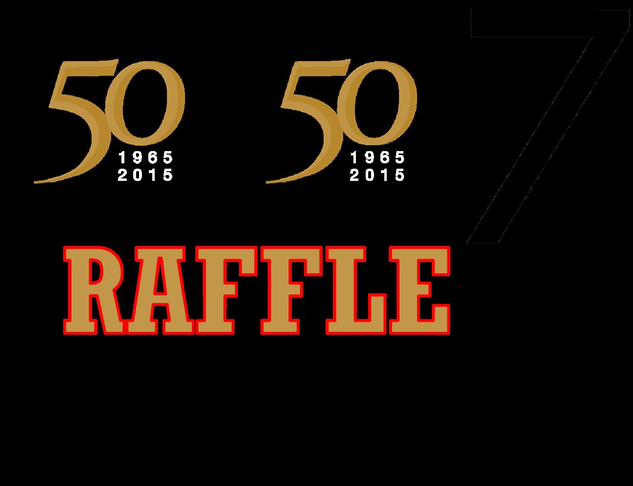 50-50 Raffle