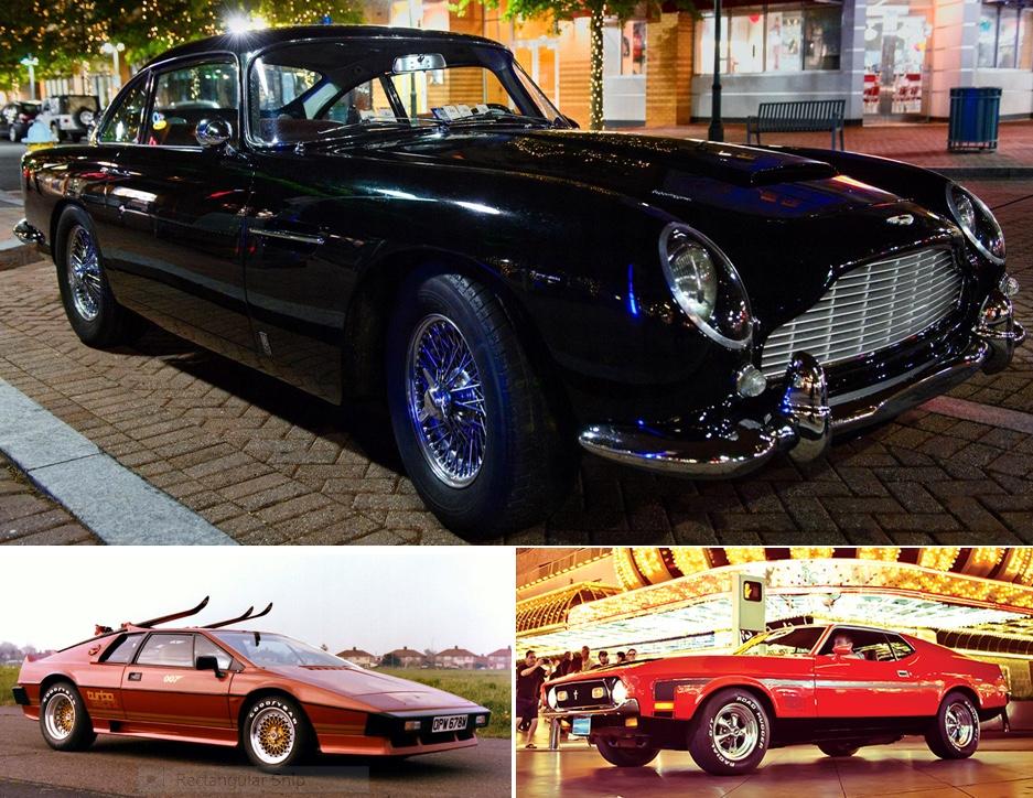 Bond Car Collection
