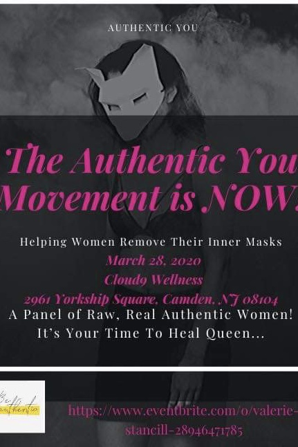 Authentic You Flyer