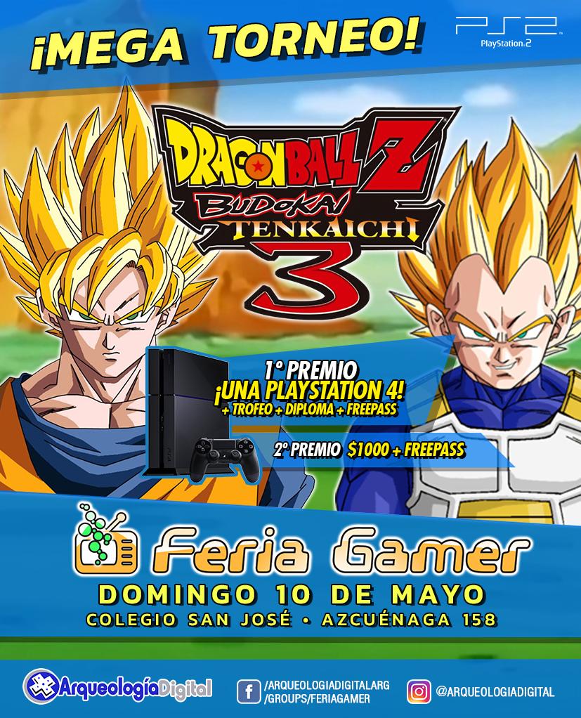 Feria Gamer! / Mega Evento Video Juegos! 1º Edición 2020!