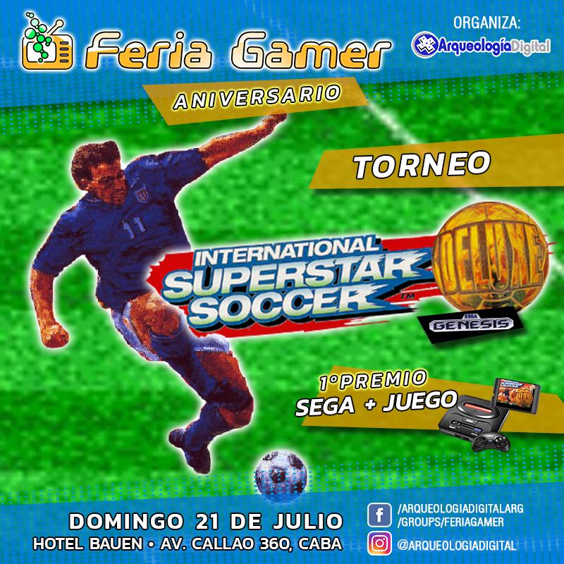 Feria Gamer! / Edición Aniversario! - Mega Evento 2 Pisos!