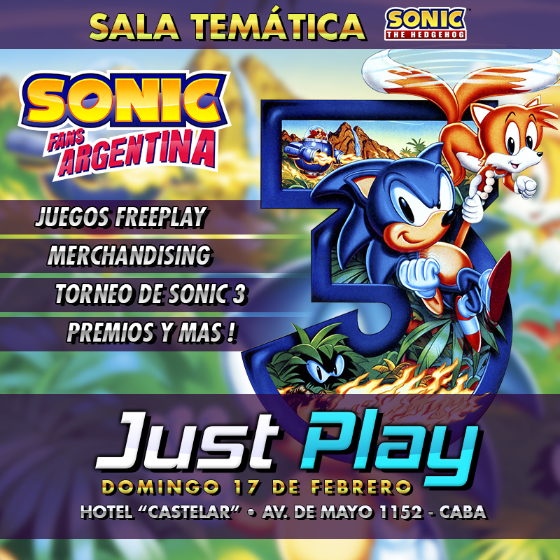 Just Play! - Nintendo Vs. Sega!
