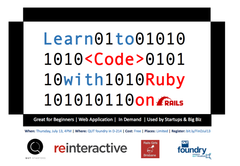 Learn to Code Ruby on Rails