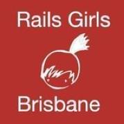 Rails Girls Brisbane Logo
