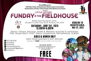 Girls Fitness FUNDAY @ The FIELDHOUSE