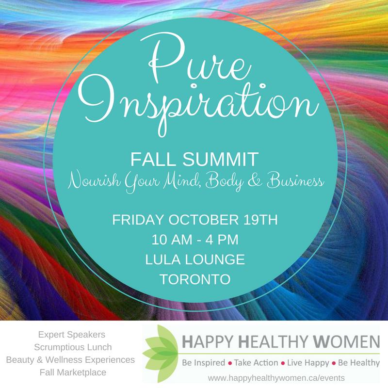 Pure Inspiration Fall Summit