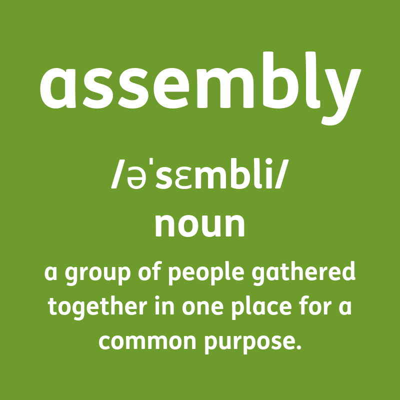 Definition of Assembly