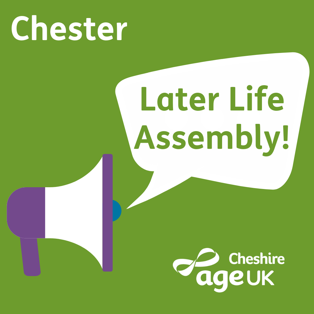 Chester Later Life Assembly Logo