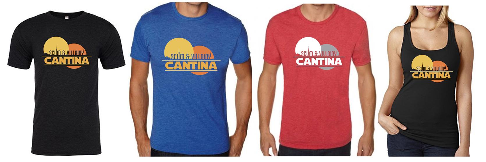 SAVC Shirts