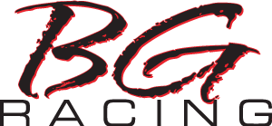 BG Racing full color logo
