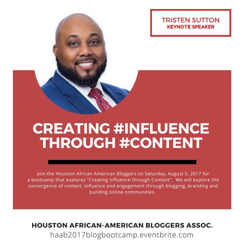 Tristen Sutton / Keynote Speaker