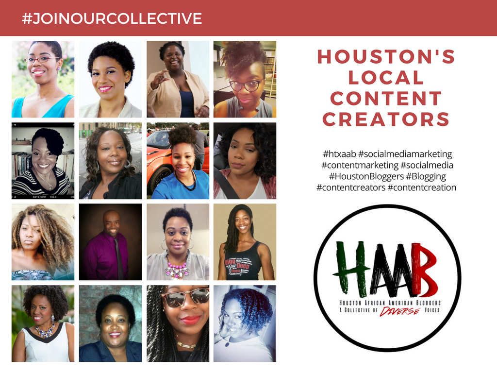 Houston's Local Content Creators