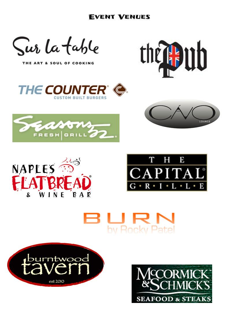 Venue Restaurants