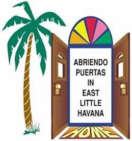 Abriendo Puertas in East Little Havana