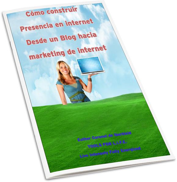 Construir presencia en Internet