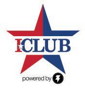 I-CLUB & BaZing Logo