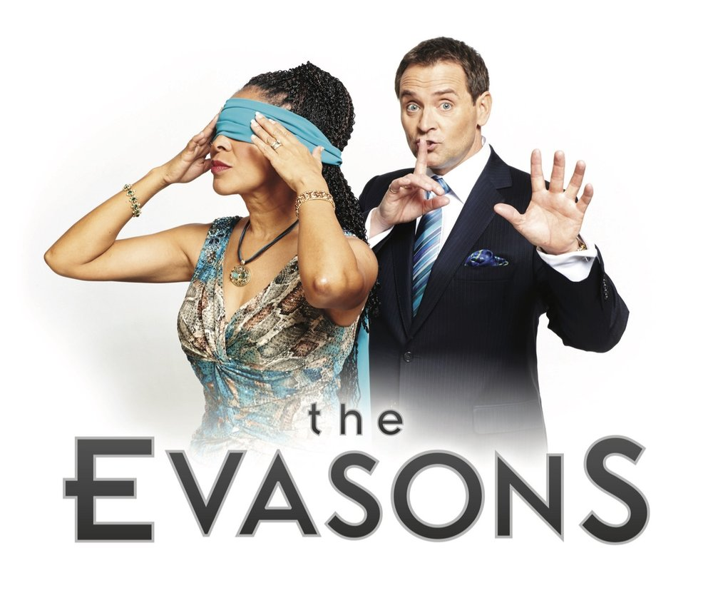 The Evasons on The Art of Magic Show