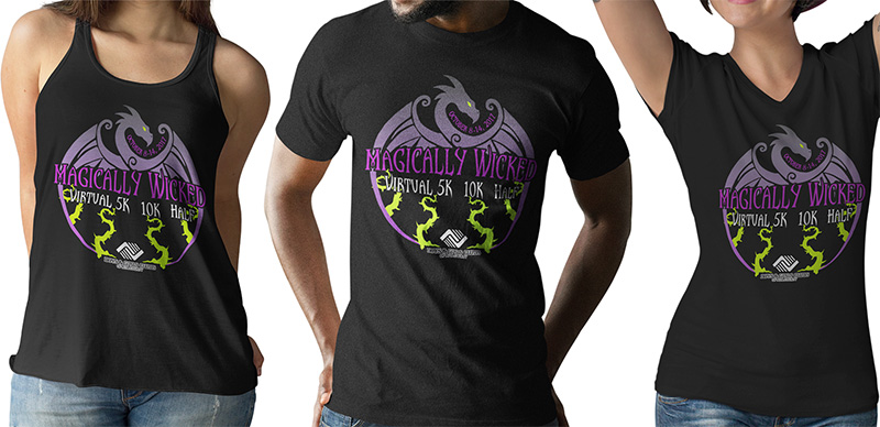 Magically Wicked Shirts