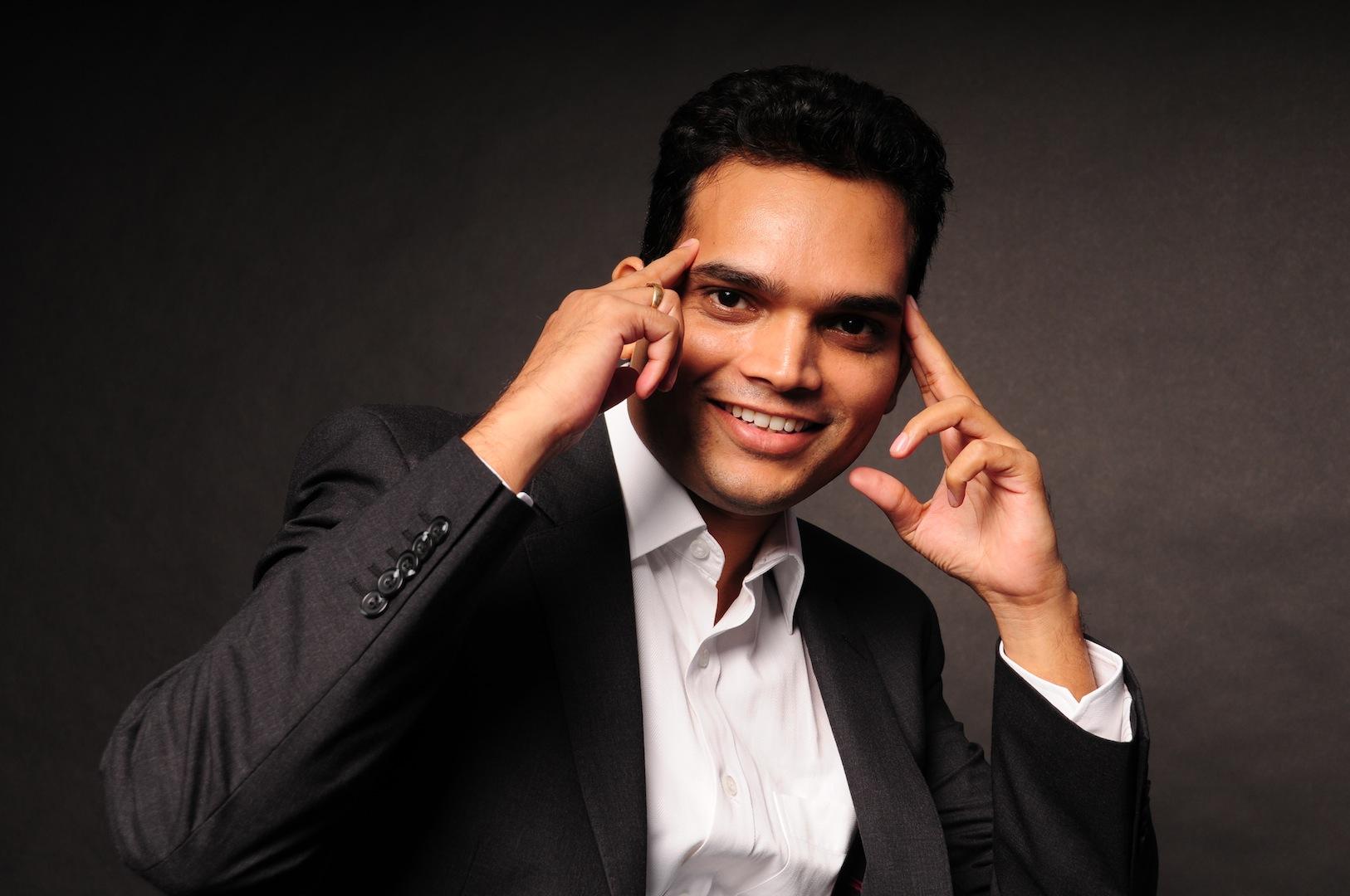 Nishant 'Memory Man' Kasibhatla